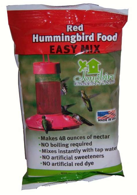 commercial hummingbird nectar nectar without dyes