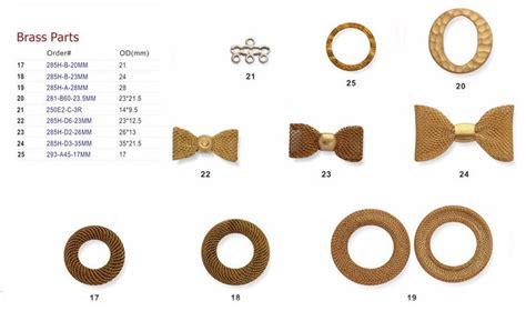 Jepit Dasi Import Warna Gold Free Box jenis magenatic genggam untuk gelang perhiasan jepit