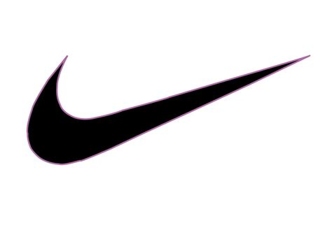 free nike swoosh coloring pages