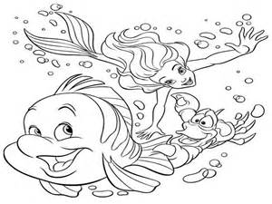 free the sea coloring pages to print for