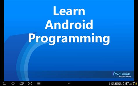 programming android learn android programming android apps on play