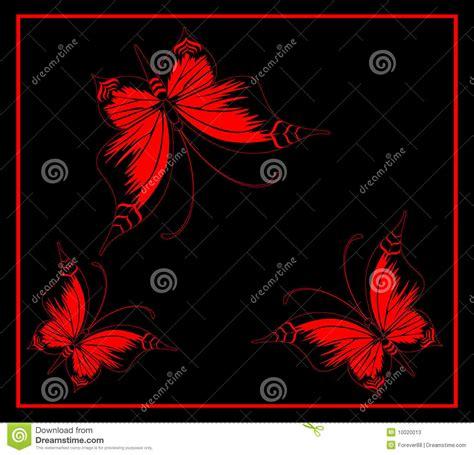 imagenes mariposas rojas mariposas rojas fotos de archivo imagen 10020013