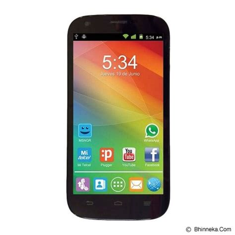 Handphone Zte Android jual smartphone android zte blade a5 v9820 black