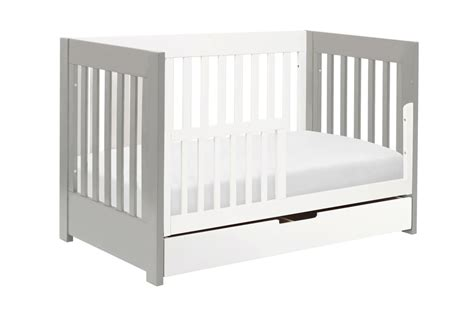 Mercer 3 In 1 Convertible Crib Mercer 3 In 1 Convertible Crib With Toddler Bed Conversion Kit Babyletto
