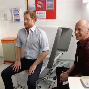 where does prince harry live prince harry undergoes hiv test on facebook live abc