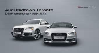 audi midtown toronto vehicles for sale in toronto on