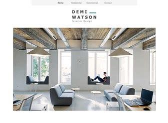 interiors portfolio architects interior designers interior design portfolio website template wix