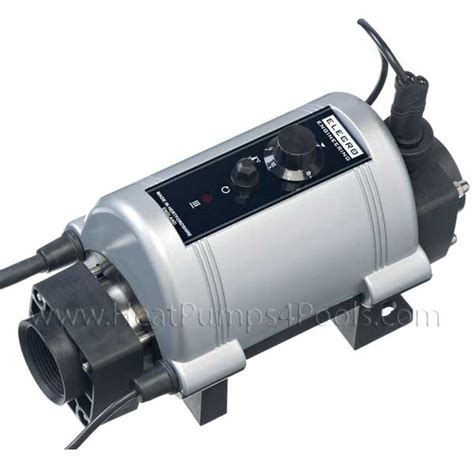 electric pool heater electric pool heaters