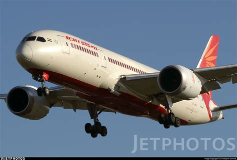 air india ai115 vt anl b787 dreamliner vt anl boeing 787 8 dreamliner air india christopher