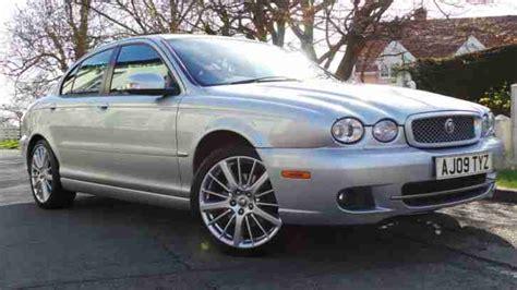 jaguar x type 2 0d sport jaguar 2009 x type 2 0d se sport turbo diesel met silver
