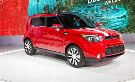 Kia Souls 2014 Car And Driver