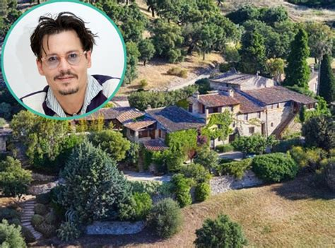 johnny depp house johnny depp net worth salary house car