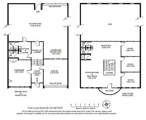 floor plan of factory floor plan professional drawing of floor plans vpa