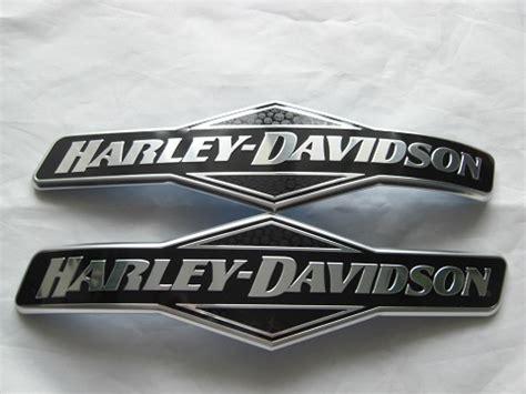 Harley Tank Emblem Aufkleber by Harley Davidson Skull Tankschilder Tankembleme Tank