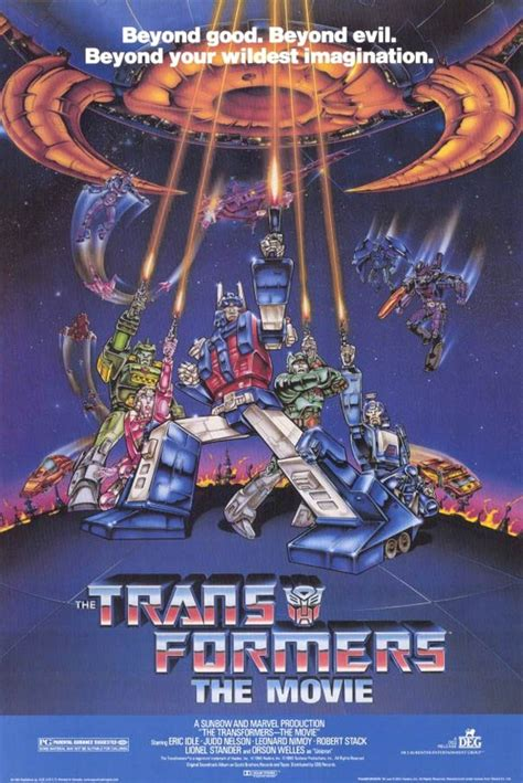 Transformers Movie 1986 Film Daily Grindhouse The Internet S Finest Hour Transformers The Movie 1986 Daily Grindhouse