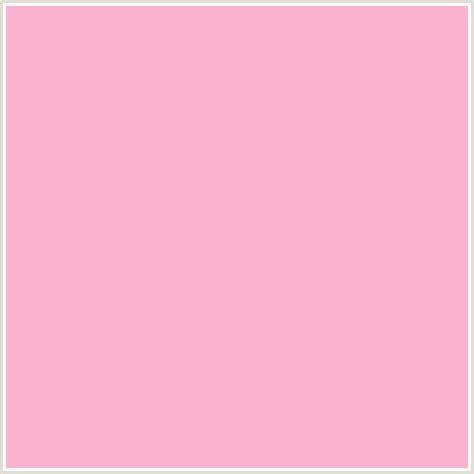 Lavender Pink fcb3d0 hex color rgb 252 179 208 lavender pink