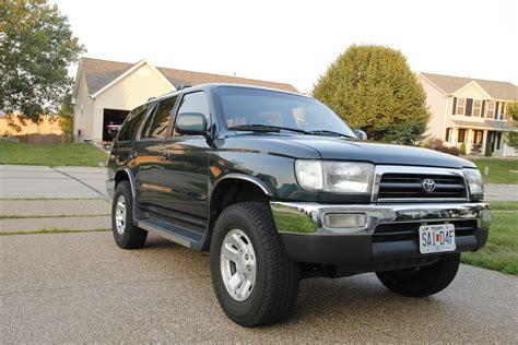Toyota 4runner 1996 1996 Toyota 4runner Pictures Cargurus