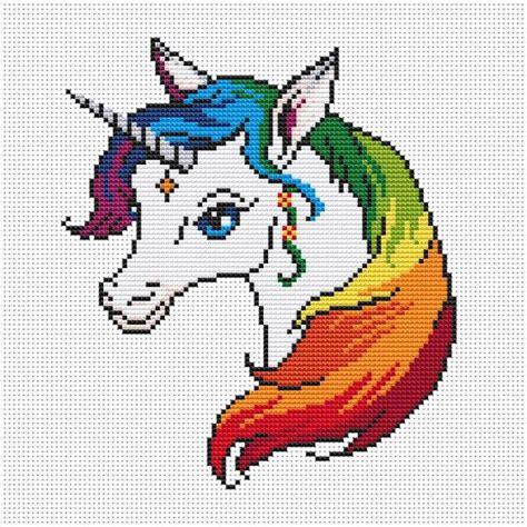 unicorn cross stitch pattern 907 beste afbeeldingen over stitch patterns op pinterest