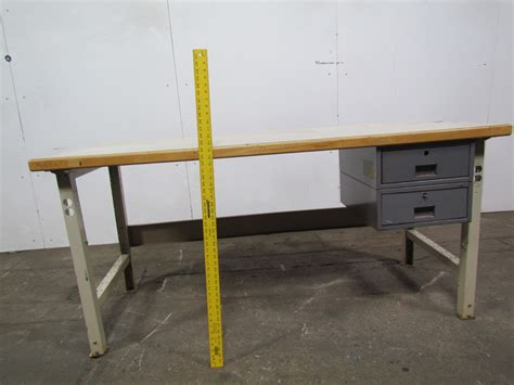 maple top work bench industrial workbench 1 3 4x36x72 maple top w laminate