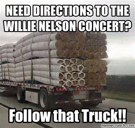 Meme Nelson - willie nelson concert meme