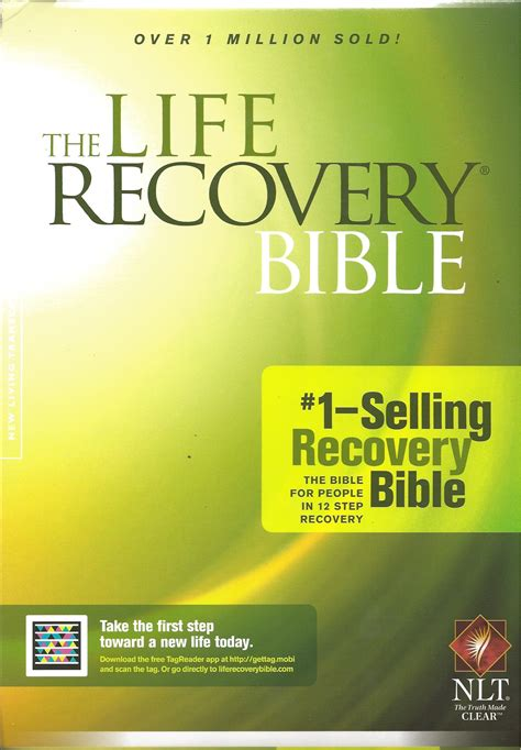 recovery bible life recovery bibles   step store