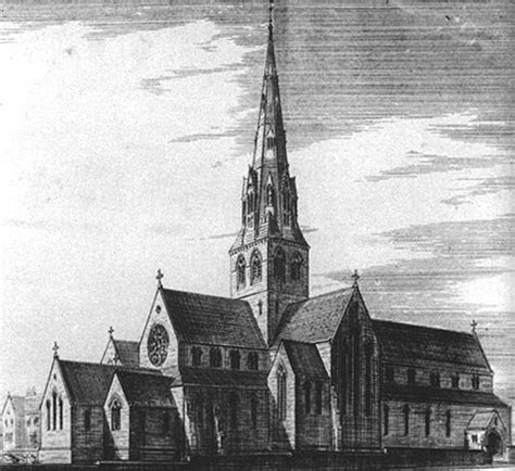 awn pugin cathedral of st barnabas by augustus welby northmore pugin 1812 1852