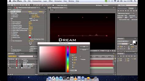 Adobe After Effects Equalizer Visualizer Tutorial Free Template Download Youtube Adobe After Effects Visualizer Template