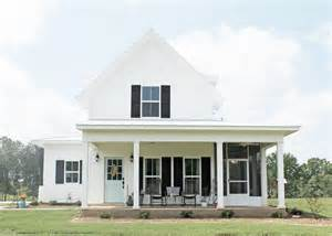 Texas Farmhouse Plans by Southern Living House Plans Sugarberry Cottage House