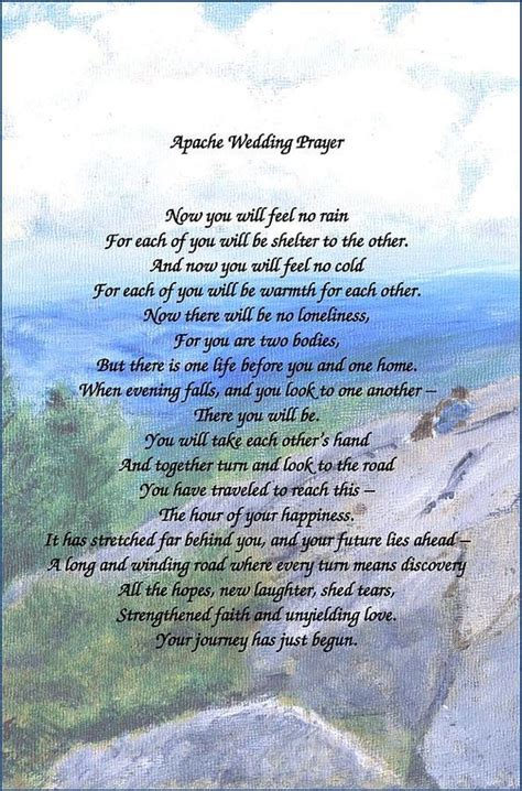 Apache Wedding Blessing Broken Arrow by Apache Wedding Prayer Beautiful Popular And Adaptation