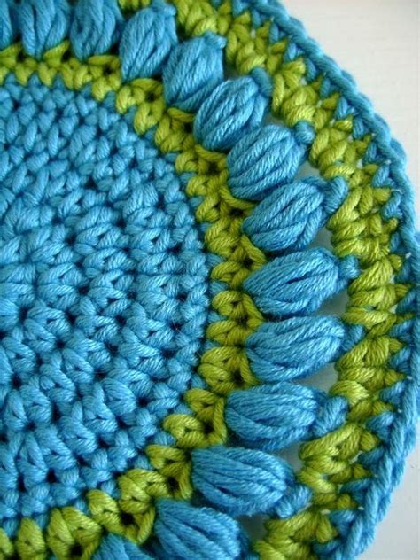 pot holder pattern easy pot holder free crochet pattern crochetholic