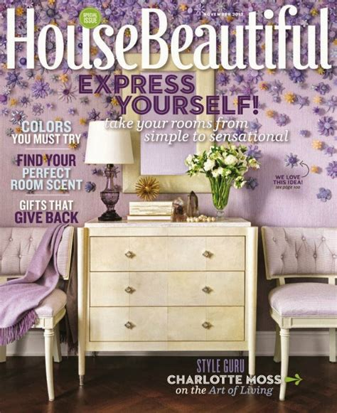 house decor magazine top 10 interior design magazines in the usa