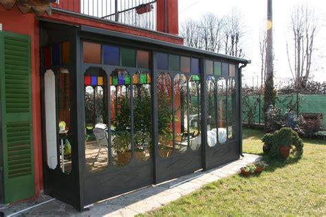 arredamento veranda free veranda in ferro e vetro with arredamento veranda