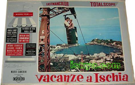 vacanze a ischia island 1957 island of ischia