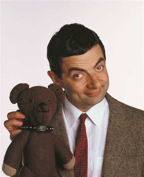 Mr Bean pauline s house