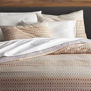 King Size Duvet Covers Crate And Barrel Banjara Duvet Cover In Duvet Covers Duvet