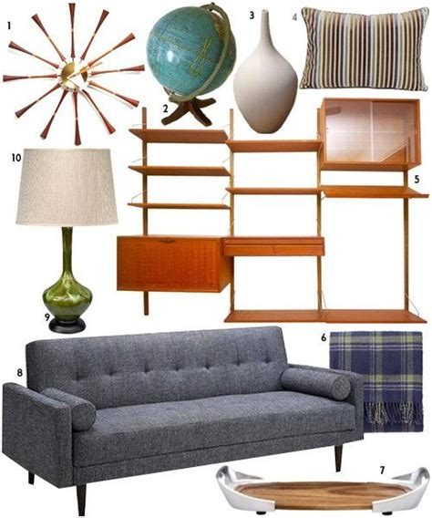 Mid Century Living Room Set by 750 Best Mid Century Decor To Die For Images On