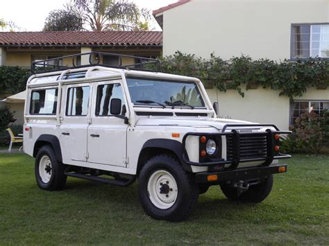 land rover 1992 1992 land rover defender 110 pictures information and