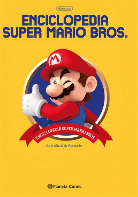 Mario Bros 30 enciclopedia mario bros 30 170 aniversario universo