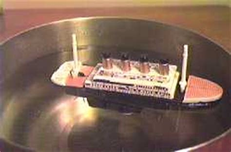 titanic toy boat that floats chris doyle presents reasonably clever wasting your