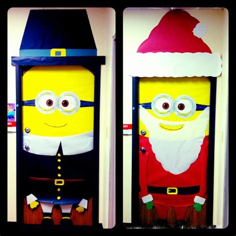 minions for the holidays pre k