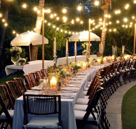 backyard decorating ideas for parties easy backyard party d 233 cor ideas lifestyle