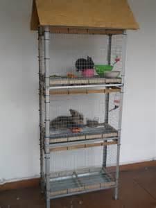 Plywood Rabbit Hutch Diy Rabbit Hutch