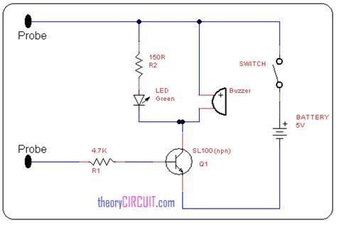 circuit diagram tester repair wiring scheme