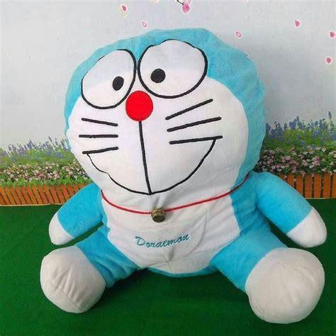 Boneka Doraemon Lucu Ukuran Jumbo 100cm boneka doraemon besar jumbo 80cm sni 143rb wa