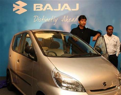 bajaj new small car bajaj on track to launch small car in 2012