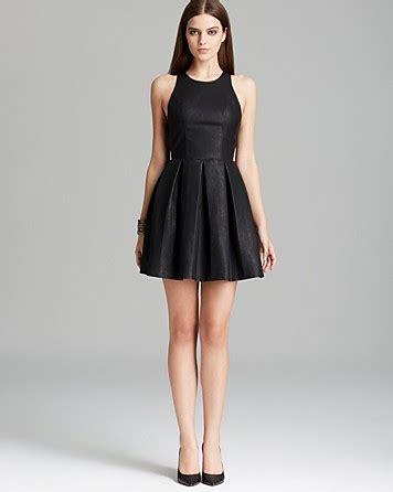 Alda Dress 5 dv dolce vita dress alda faux leather bloomingdale s