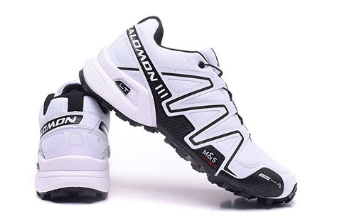 high end athletic shoes high end product salomon speedcross 3 white black