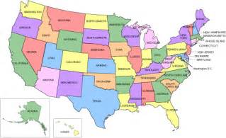 Name The States Map by Homeschoolinglegal Com Links To Homeschooling Legal