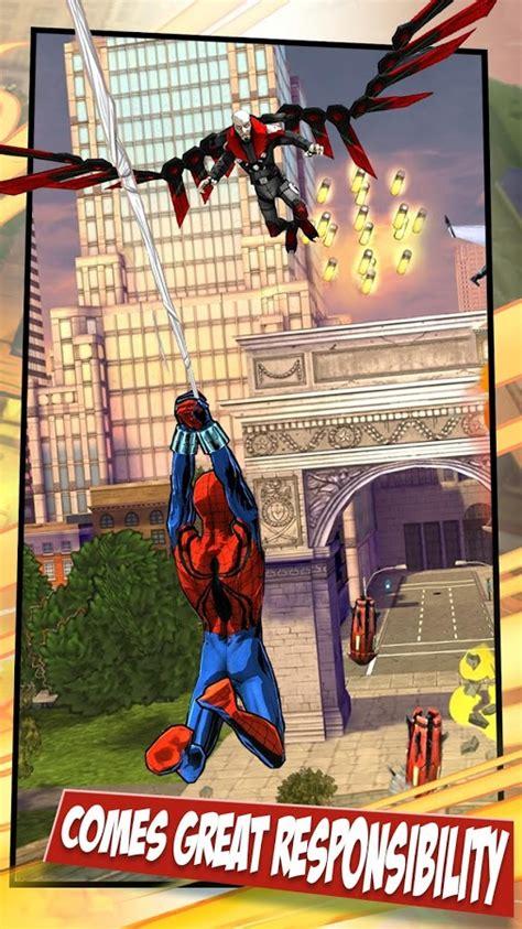 swing man games download spider man unlimited mod apk data unlimited