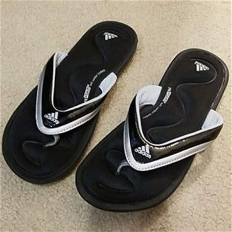 adidas comfort flip flops adidas adidas fit foam soft comfort foot bed flip flops